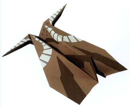 Делаем самолет Антилопа